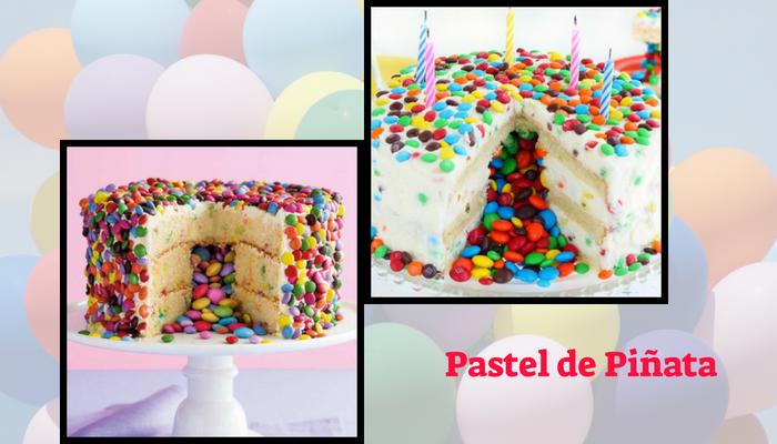 7 deliciosas e incre bles ideas de pastel de cumplea os - Bizcocho cumpleanos para ninos ...