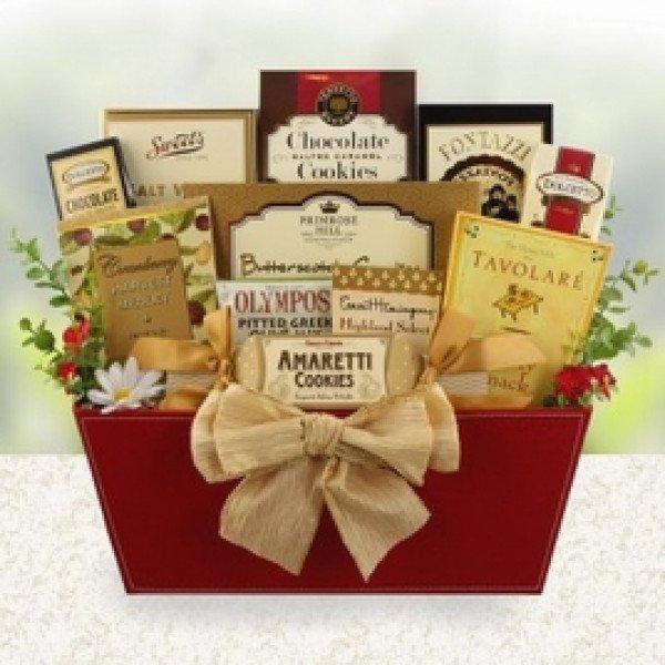 Cesta de regalo Glory Gourmet