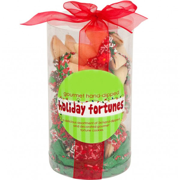 Navidad Galletas de la fortuna