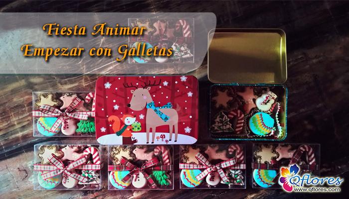 Algunas de las mejores ideas para regalar galletas de Navidad