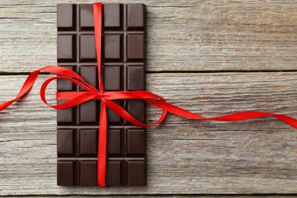 No necesitas vestirte para chocolate