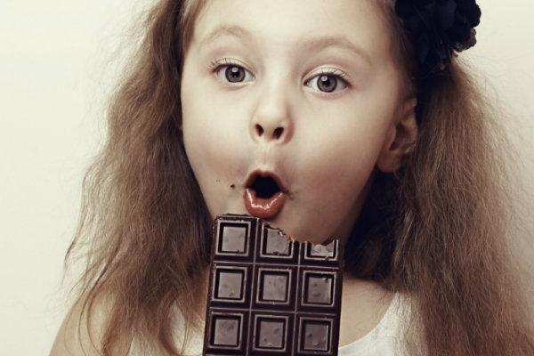 Porque a todos les gusta el chocolate