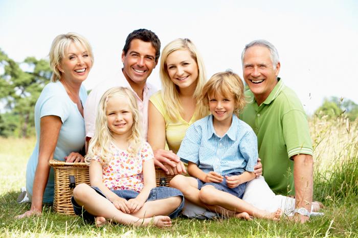 Planifique Una Excursión Con La Familia: