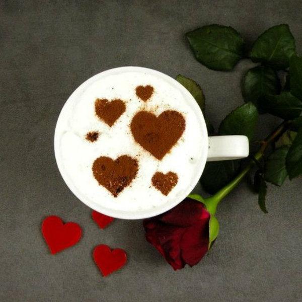 Escribe un mensaje romántico para él / ella