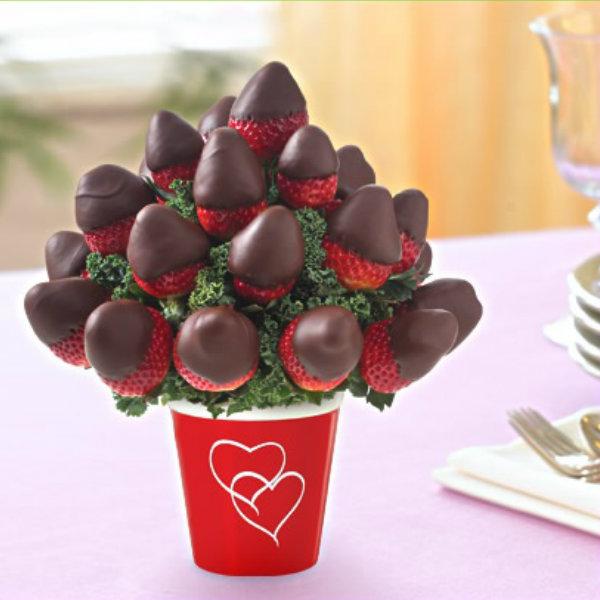 Floraciones continuas y cestas de regalo personalizadas