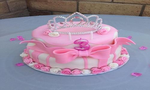 Princesa Pastel de Cumpleanos