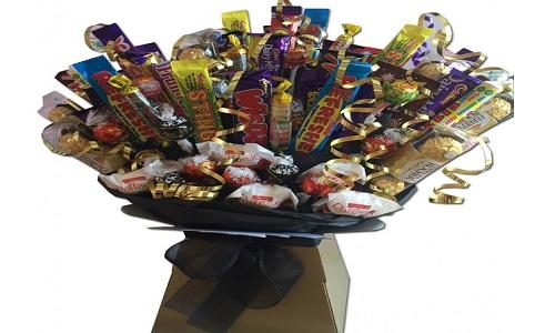 bouquet de chocolate en linea