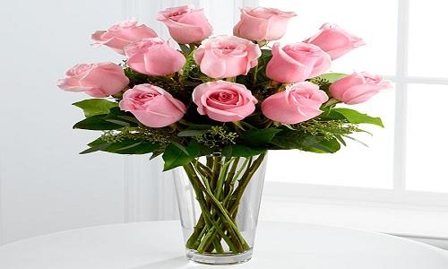 encantador ramo de flores