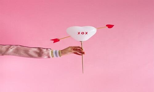 arrow balloons