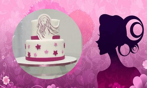women day cake