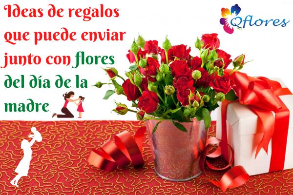 7 impresionantes ideas de regalos que puedes enviar junto con las flores del día de la madre