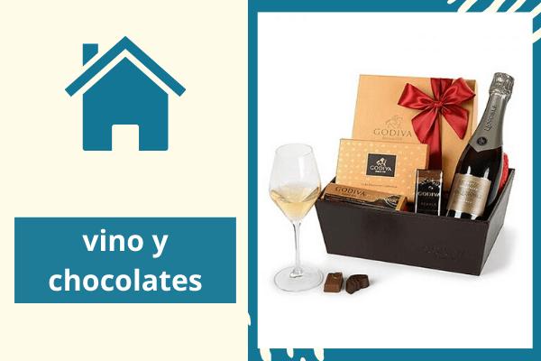 wine & chocolates