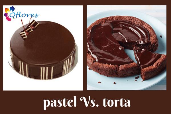 pastel Vs Torta: Lista de 5 diferencias entre ellos