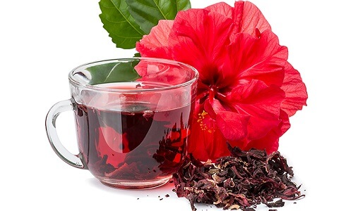 hibiscus for skin glow