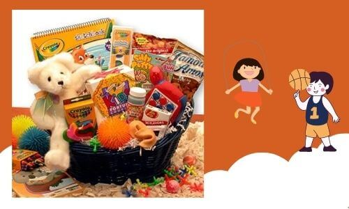 art and craft basket