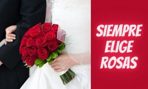 always choose roses