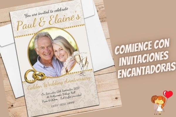 Start With Lovely Invitations