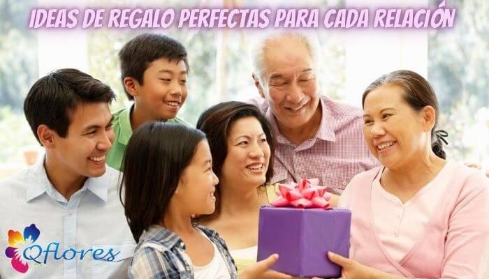 Ideas de regalo perfectas para cada relación