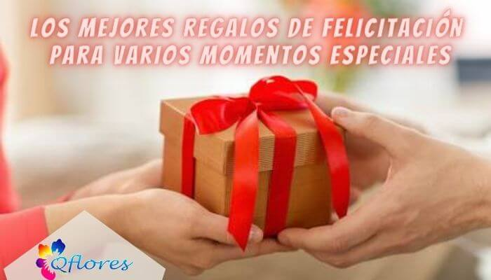 Descubra los mejores regalos de felicitación para varios momentos especiales