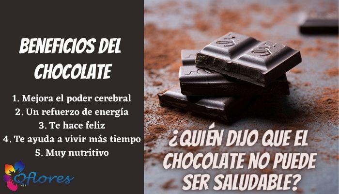 ¿Quién dijo que el chocolate no puede ser saludable?