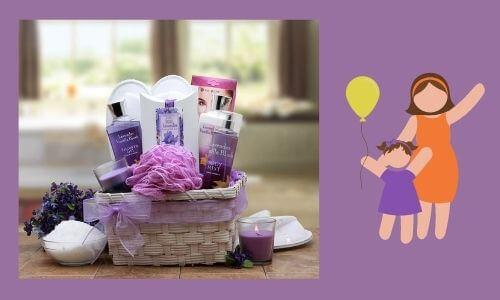 spa hamper for daughter