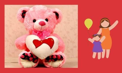 teddybear for daughter