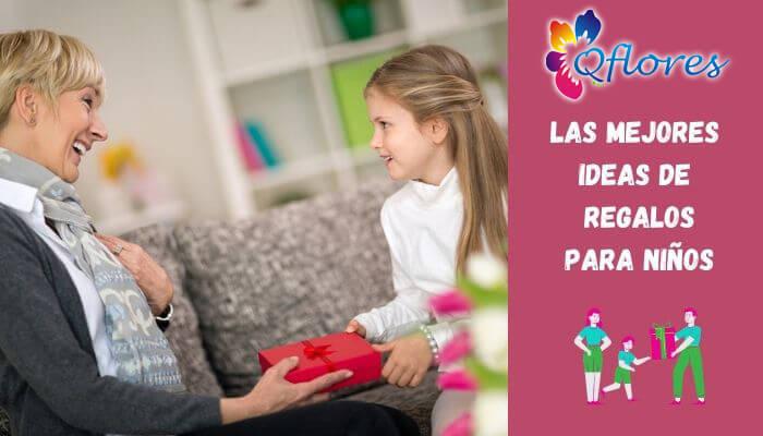 Las mejores ideas de regalos para niños que realmente les encantarán