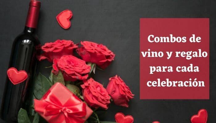 Combinaciones relajantes de vino y regalos para cada celebración