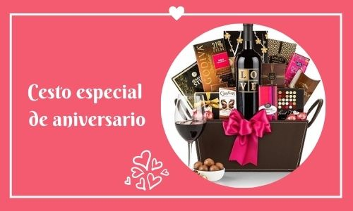 special anniversary hamper