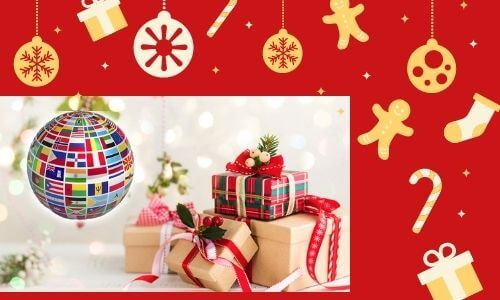 christmas treditions around the world