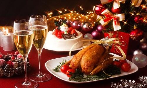 Haz que la comida navideña de alguien brille
