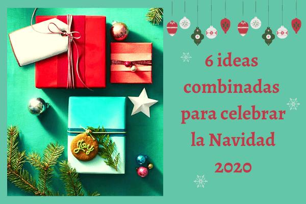 6 ideas de combo de regalos para celebrar la Navidad 2020