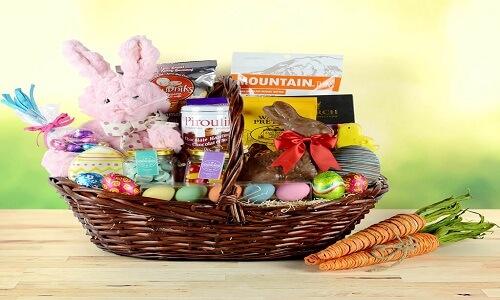 Regala una cesta de Pascua