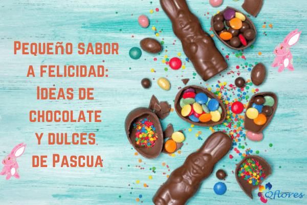 Pequeño sabor a felicidad: Chocolate de pascua y Caramelo Ideas