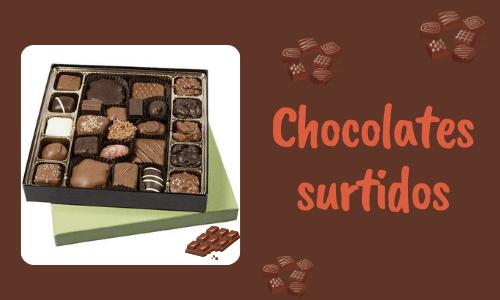 Chocolates surtidos