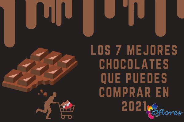 Los 8 mejores chocolates que puedes comprar en 2021