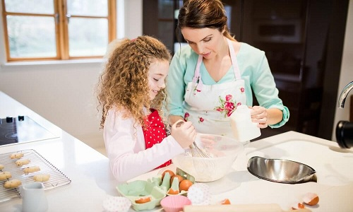 Hornea pastel para ella