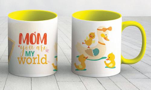 Taza personalizada para mamá