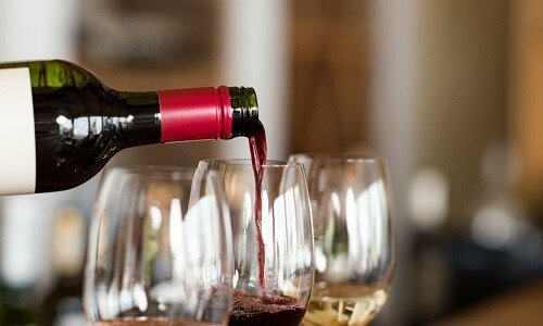 Experiencia de cata de vinos