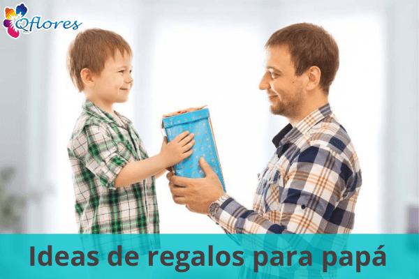 Ideas de regalos para papá: regalo perfecto para el jefe de familia