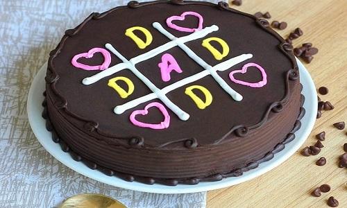 Hornear un pastel o un pedido