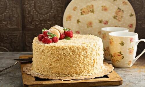 butterscotch-Cake