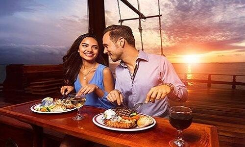 Concertar una cita sorpresa o vacaciones