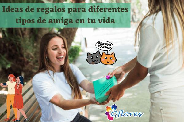 Ideas de regalos para diferentes tipos de amigos en tu vida