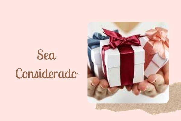 Sea Considerado