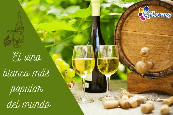 El vino blanco más popular del mundo