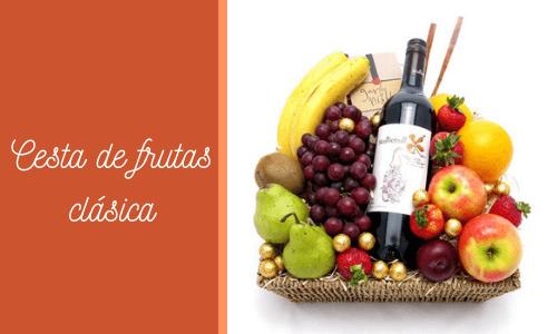 Cesta de frutas clásica